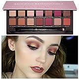 Palette Ombretti, Beauty Top Bellezza Cosmetico Tavolozza per Trucco Occhi Professionale naturale eyeshadow palette shimmer