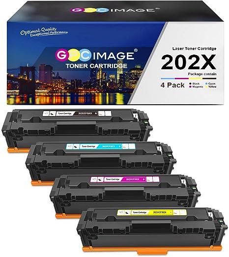 Amazon.com: GPC - Cartucho de tóner compatible con impresora ...