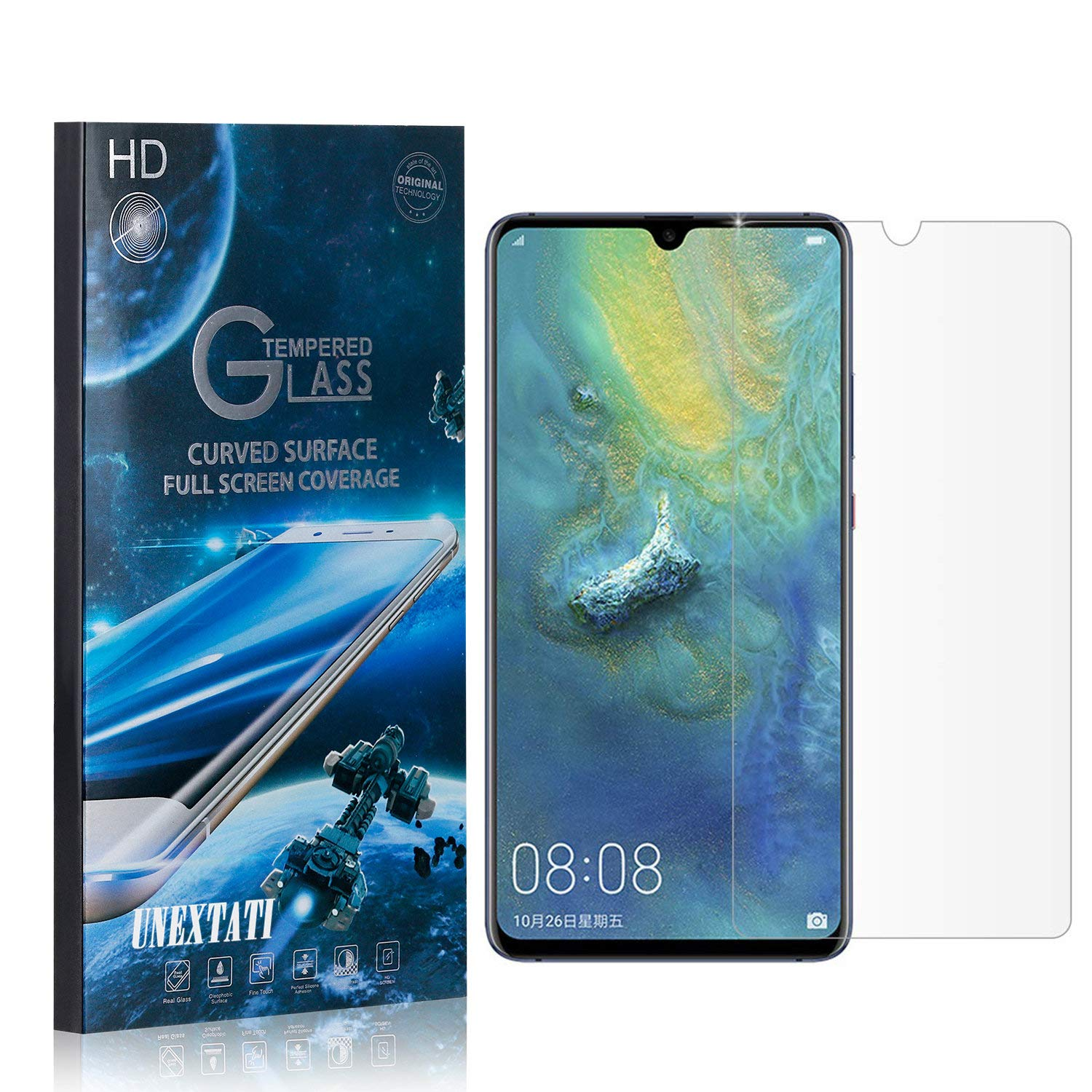 Bubble Free 2 Pack CUSKING Screen Protector for Galaxy S20 Ultra 9H Hardness HD Crystal Clear Tempered Glass Screen Protector for Samsung Galaxy S20 Ultra