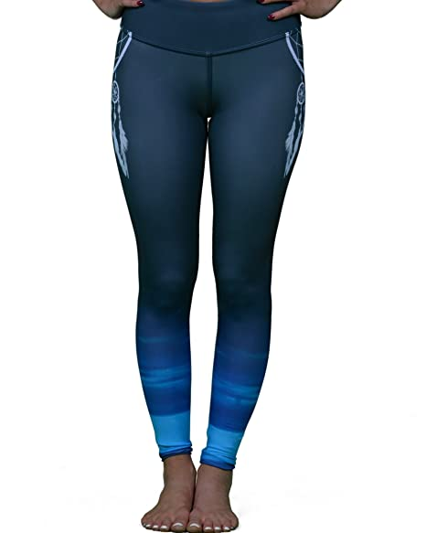 Amazon.com: Dreamcatcher Yoga Legging: Clothing