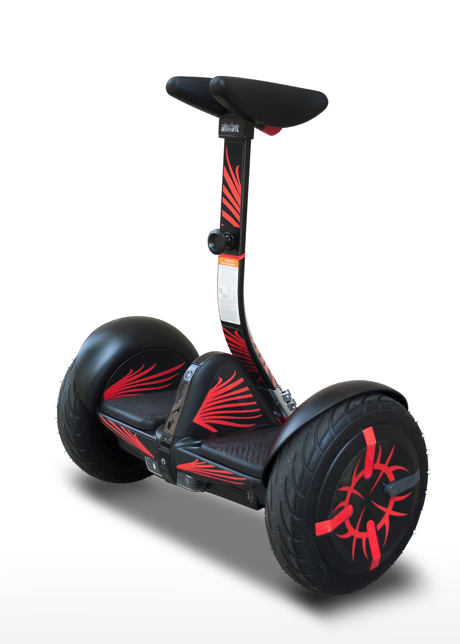 More4Mini Kit for Segway Mini Pro - Flames (Does not Include Segway MiniPro)