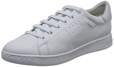 ec25fa2d506f5 Amazon.com | Geox D Jaysen A Womens Leather Sneakers/Shoes | Fashion ...