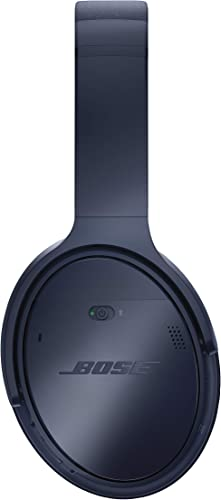 Bose QuietComfort 35 Series II Wireless Headphones, Noise Cancelling, with Alexa voice control Triple Midnight