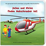 Julian und Niclas finden Hubschrauber toll