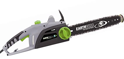 Amazon earthwise cs30014 14 inch 10 amp electric chain saw earthwise cs30014 14 inch 10 amp electric chain saw greentooth Image collections