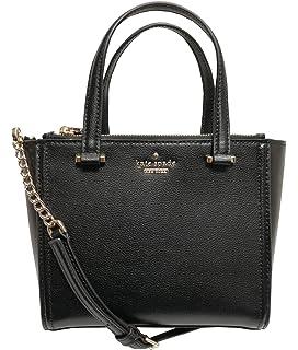 23da1a0e35 Kate Spade New York Mini Kona Patterson Drive Crossbody Bag Pewter Grey