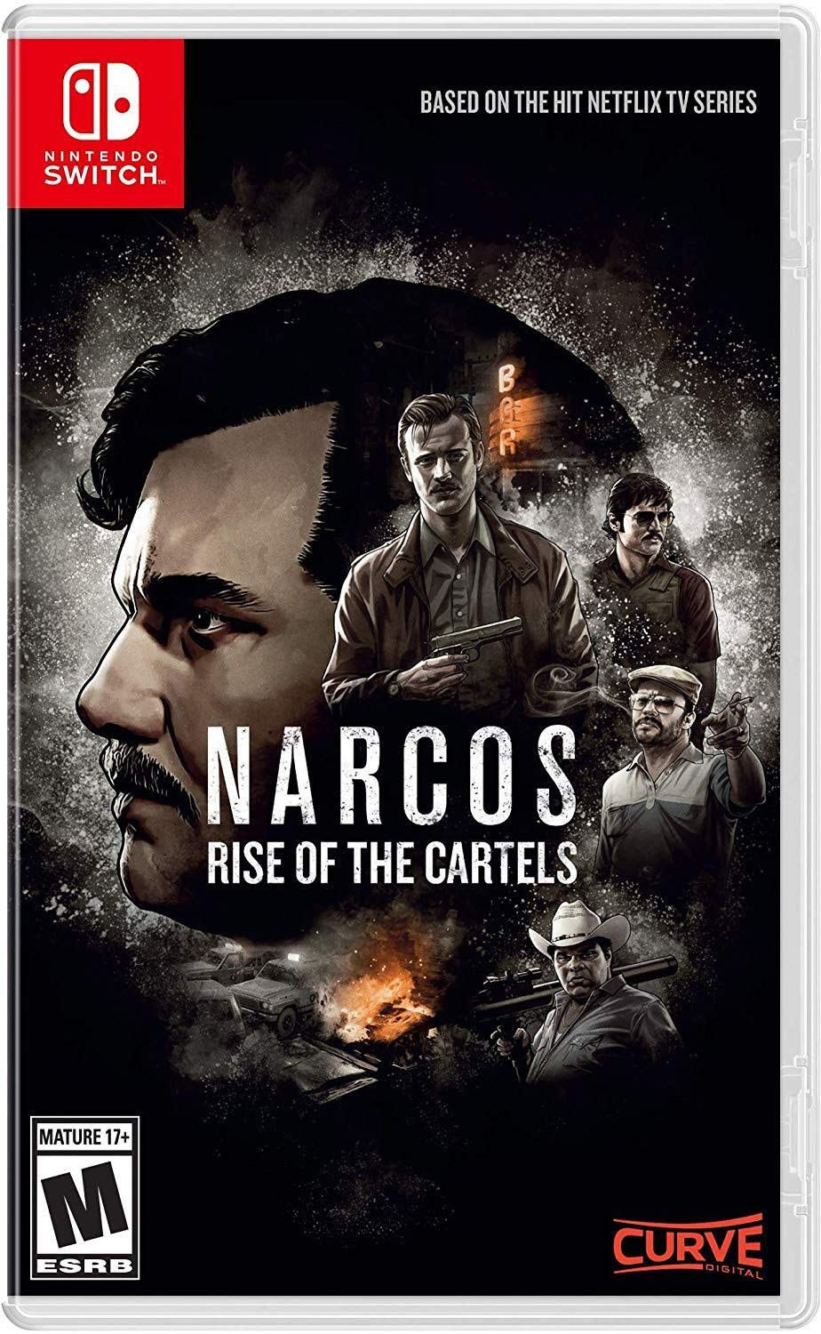 Narcos - Rise of The Cartels for Nintendo Switch USA: Amazon.es: Ui Entertainment: Cine y Series TV