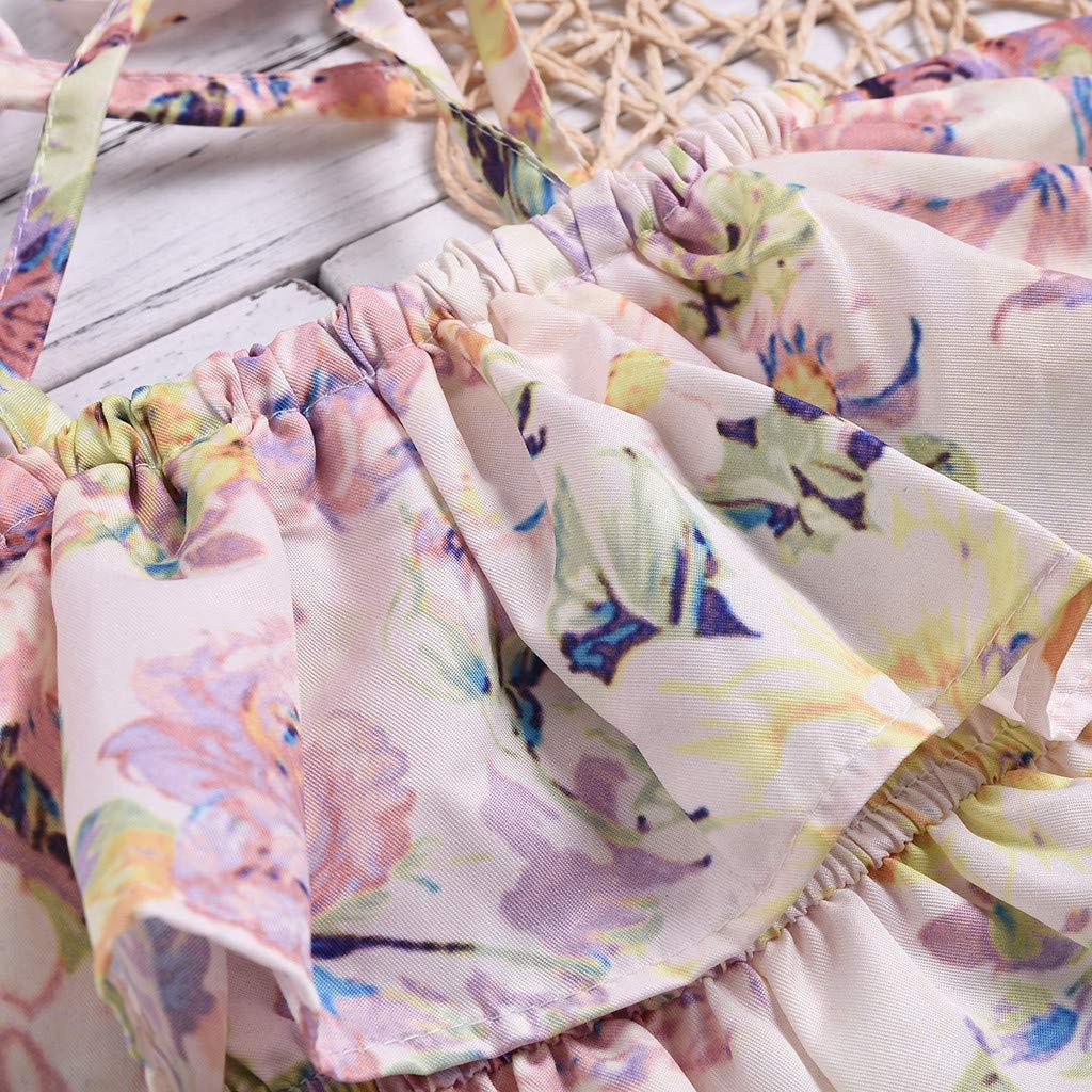 Vestido Sin Mangas SO-buts baby girl dresses para beb/é ni/ña Moda