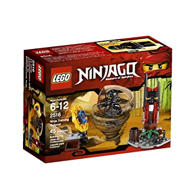 LEGO Ninjago Training Outpost 2516: Toys & Games
