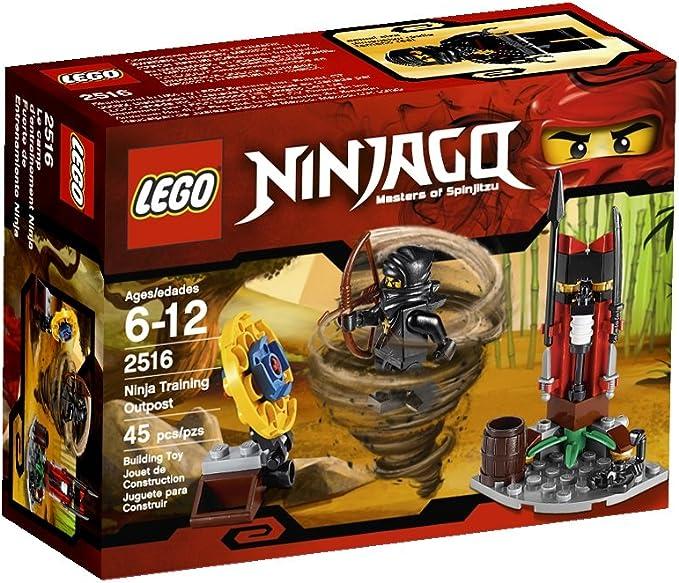 Lego Ninjago 2516 Ninja Training Outpost