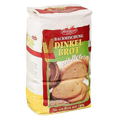 Bielmeier - Cocina Meister Panificadora mezcla Espelta Pan ...