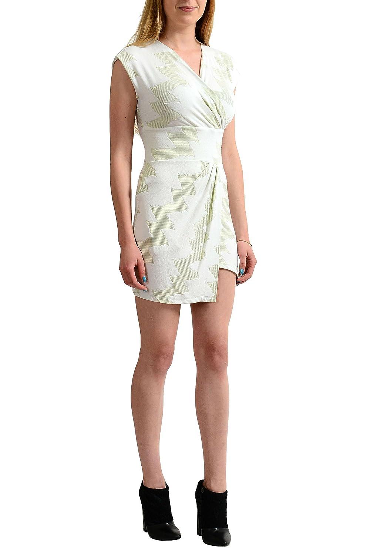 Just Cavalli Multi-Color Sleeveless Women's Bodycon Stretch Dress US S IT 40