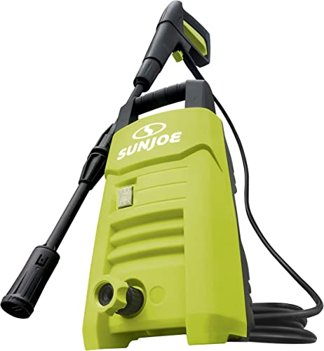 Sun Joe SPX200E Electric Pressure Washer 1350 PSI Max 1.45 GPM 10.0-Amp Renewed