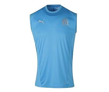 50b8367baa741 Puma Débardeur Training Olympique de Marseille  Amazon.fr  Sports et ...