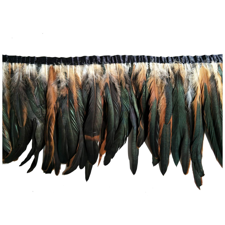 keland 1 metro (40)  de longitud con plumas de pitón envuelto en ...