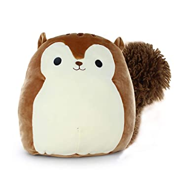 "Squishmallow Kellytoy 5/"" Aqua the Sloth Super Soft Plush Toy Pillow Pet Animal"