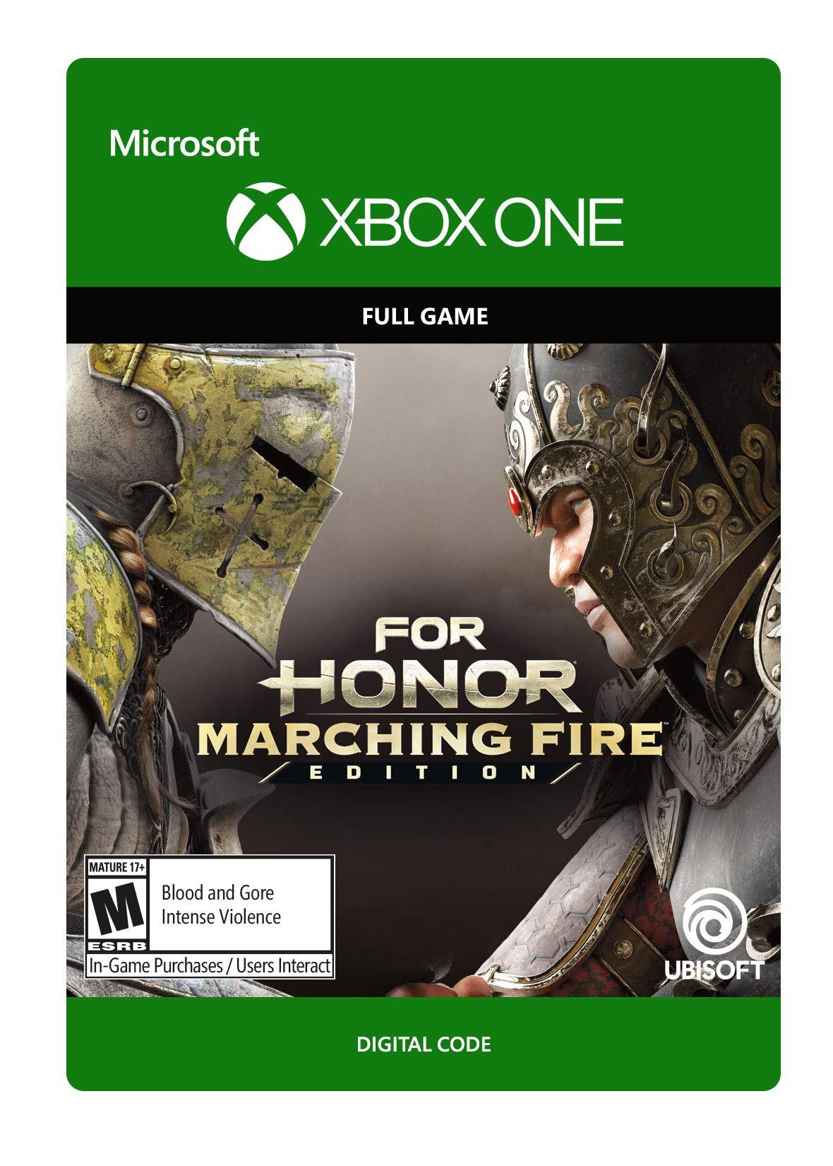 For Honor: Marching Fire Edition - Xbox One [Digital Code]