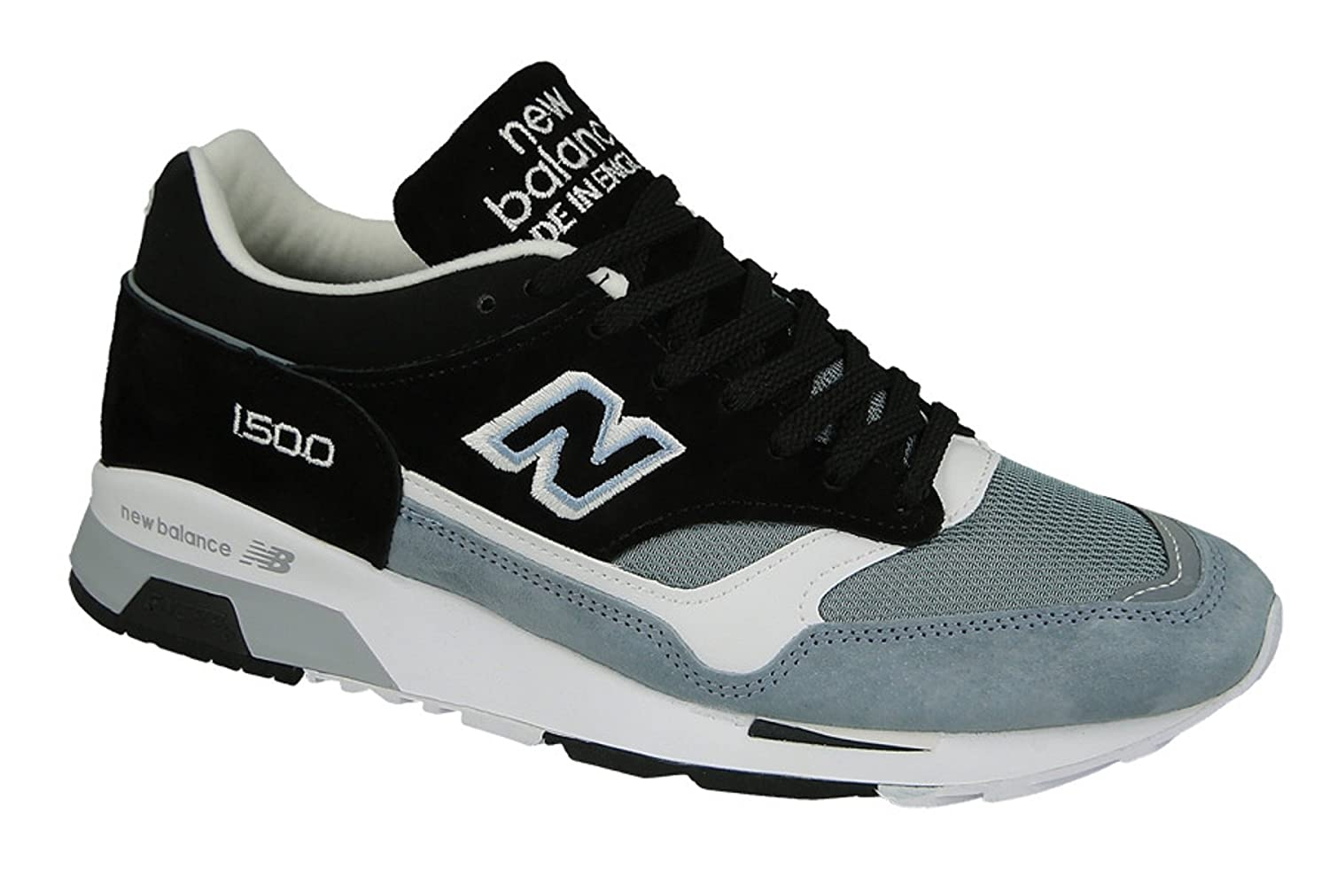 sale retailer e77d0 96689 New Balance M1500, PSK Black-Blue, 13: Amazon.co.uk: Shoes ...