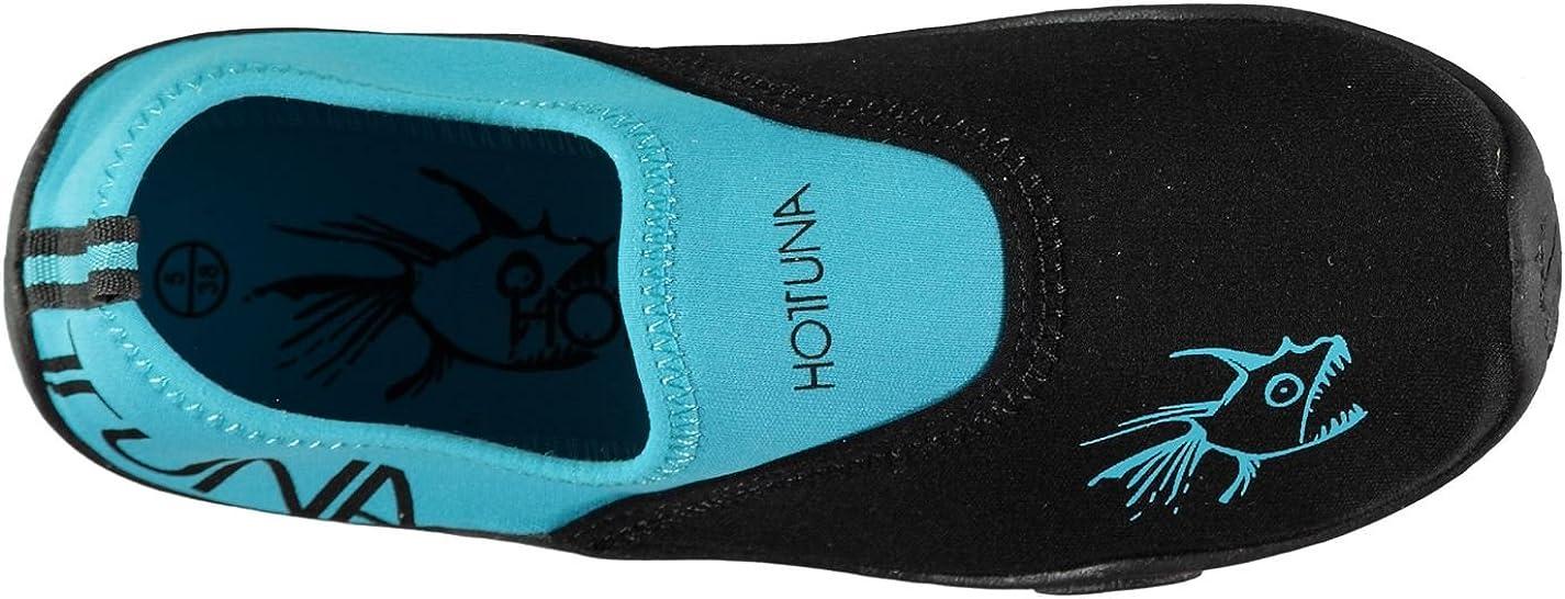 Hot Tuna Splasher Ladies Aqua Shoes Pink UK 4 EU 37