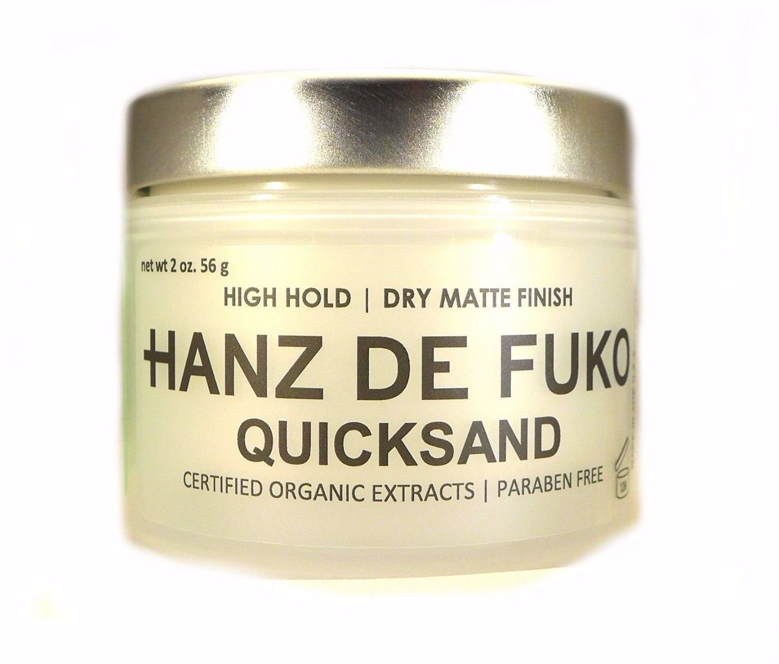 Hanz de Fuko Quicksand, 2 oz.