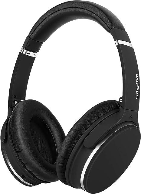 Light Noise Cancelling Headphones Srhythm Nc25 Over Ear Elektronik