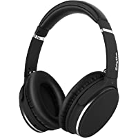 Lightweight Active Noise Cancelling Bluetooth Headphones, Srhythm Foldable Wireless Over Ear Headset with Deep Bass (Low…