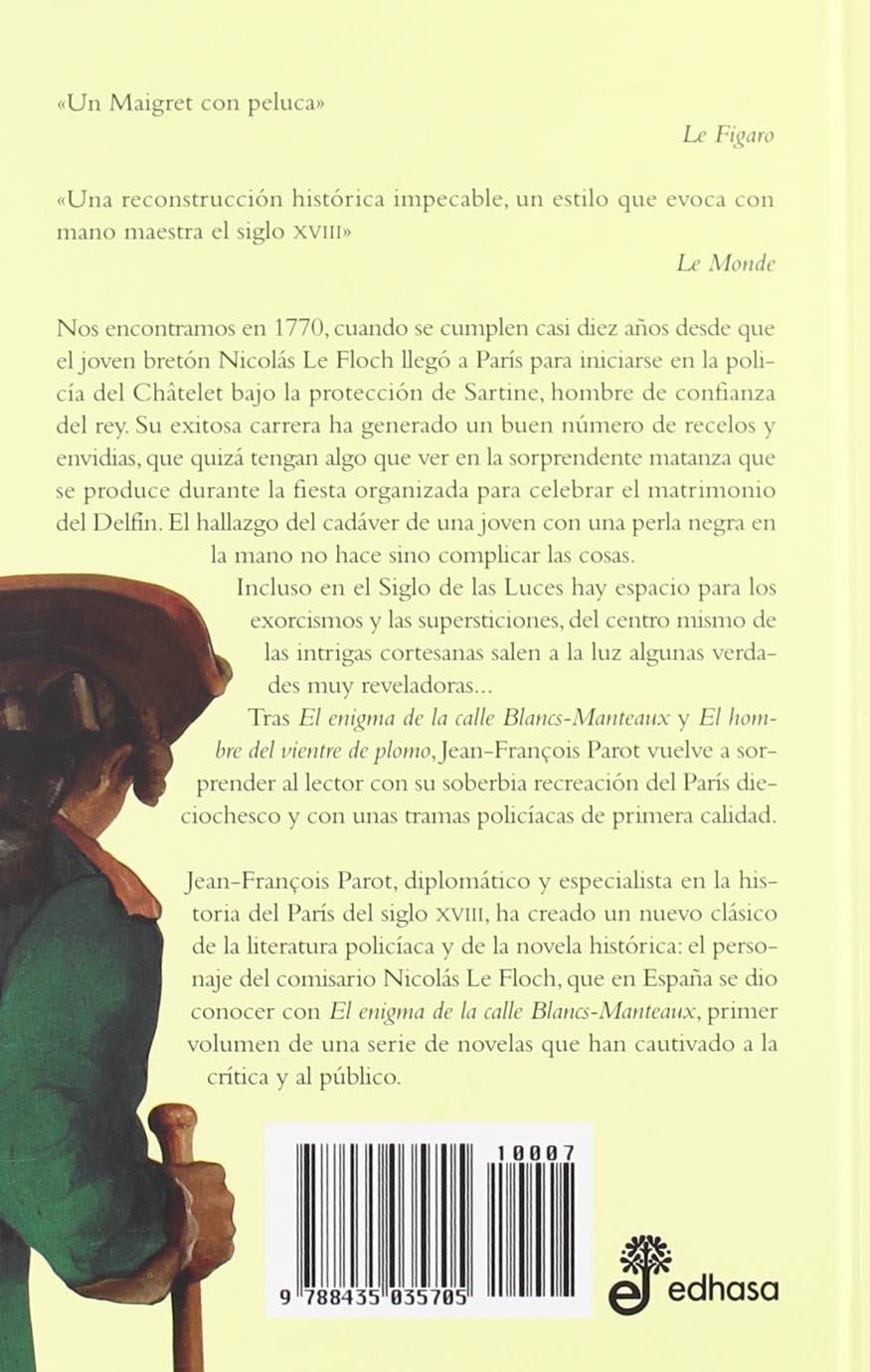 El fantasma de la calle Royale (III) (Series): Amazon.es: Jean-François Parot, Manuel Serrat Crespo: Libros