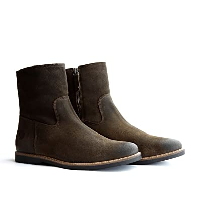 8fb4860971e8 Travelin  Marseille Wolle Gefütterte Stiefeletten Flach Damen   Ankle Boots  Knöchelhohe Stiefel   Winterstiefel