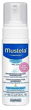 Mustela Foam Shampoo