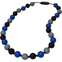 Sensory Oral Motor Aide Chewelry Necklace - Chewy Jewelry for Sensory-Focused Kids with Autism or Special Needs - Calms…