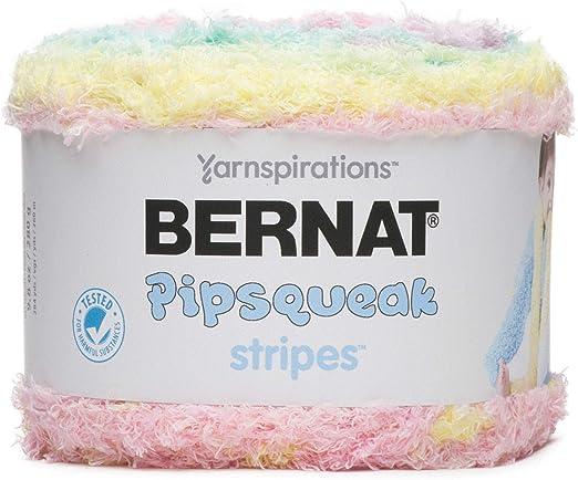 280g New Yarnspirations Bernat Pipsqueak Stripes Yarn Octopus Garden 9.8 oz
