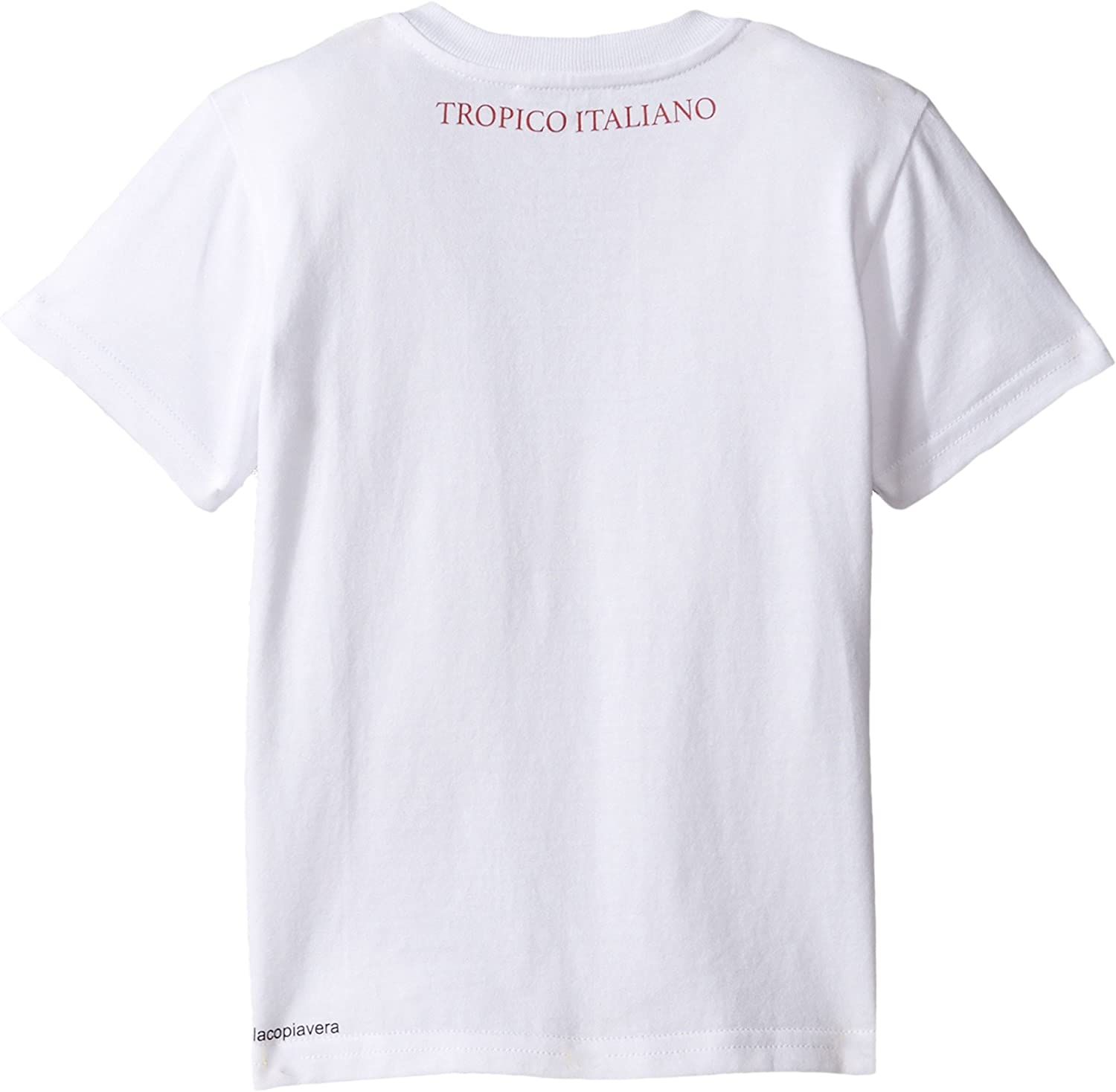 Dolce /& Gabbana Kids Womens I was There Tee Infant