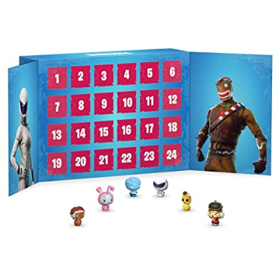Funko Advent Calendar: Fortnite: Toys & Games