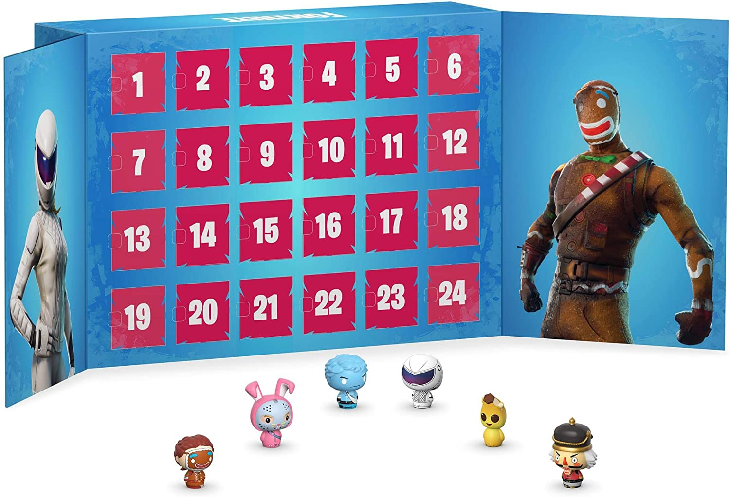 Funko Pop Advent Calendar: Fortnite Calendario Adviento ...