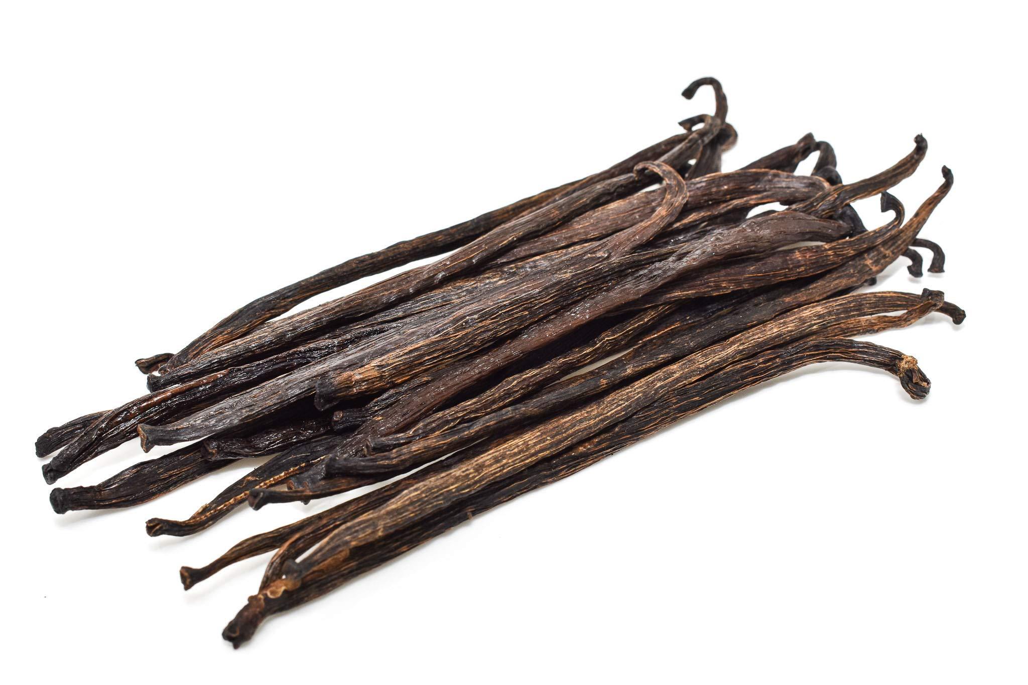 Extract Grade Vanilla Beans by Slofoodgroup 12-14 cm (various sizes available) Grade B Vanilla beans (25 extract vanilla beans)