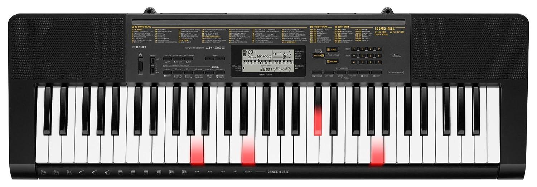 Casio lk-265ca teclado lk-265 teclado 61 teclas luminosas: Amazon.es: Instrumentos musicales