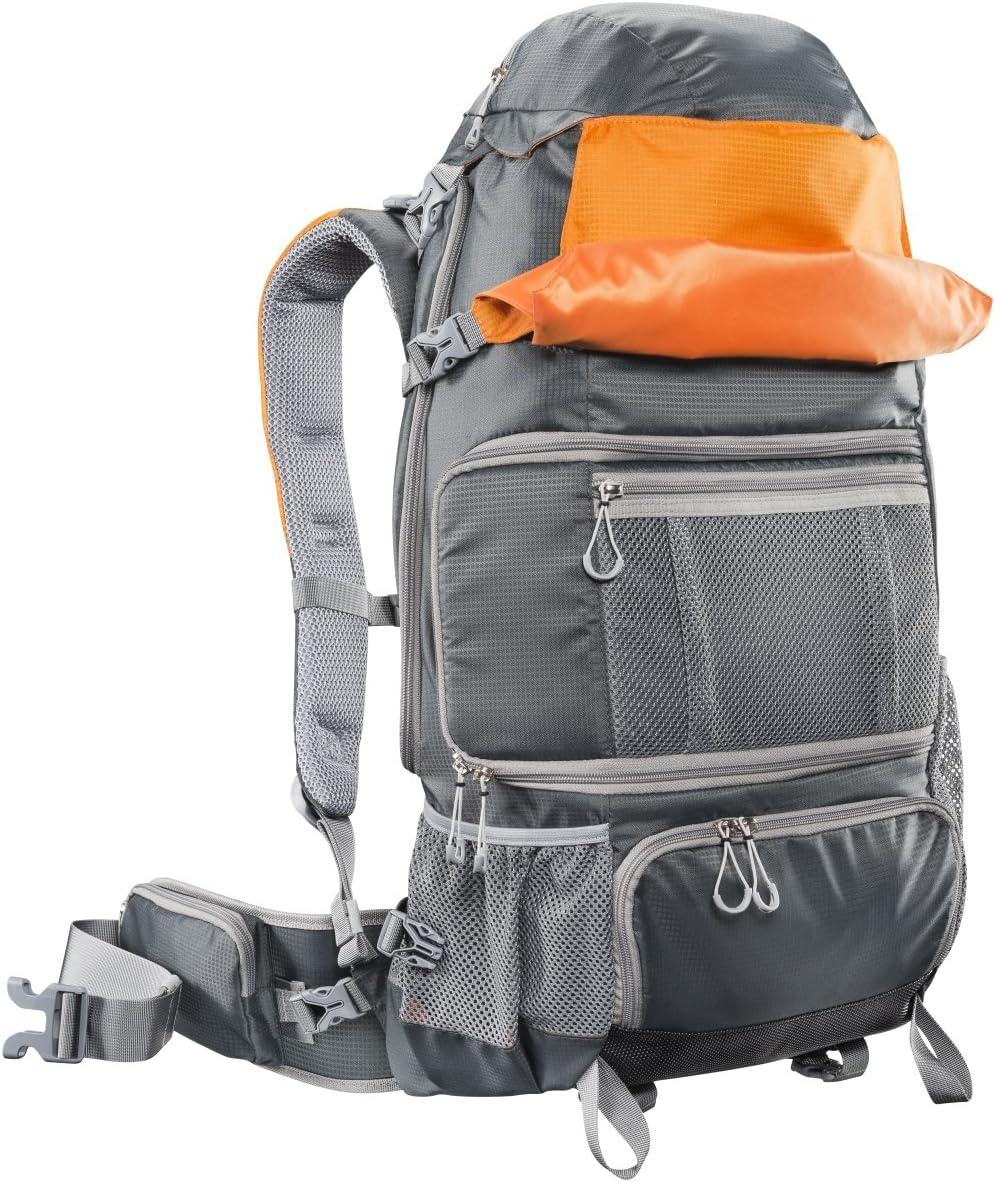 mantona ElementsPro 40 Outdoor Kamerarucksack orange