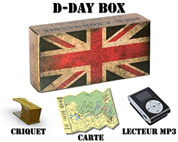 D Day Box Audioguide Strände Der Landung Amazonde Elektronik