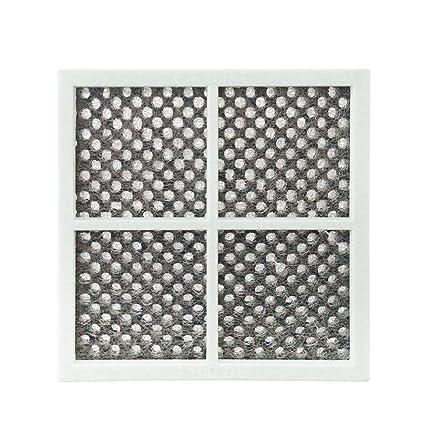 03403826a6d0b S SMILEFIL LG LT120F Refrigerator Air Filters 469918 Replacement  Refrigerator Air Filter R-9918- ADQ73214402, ADQ73214404, 46-9918, 9918, 1  Pack