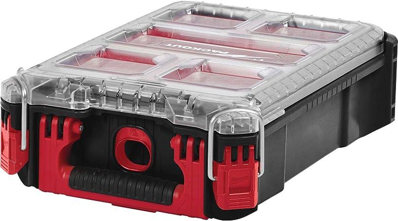Milwaukee 4932464083 packout Compact Organisateur Case Boîte à outils