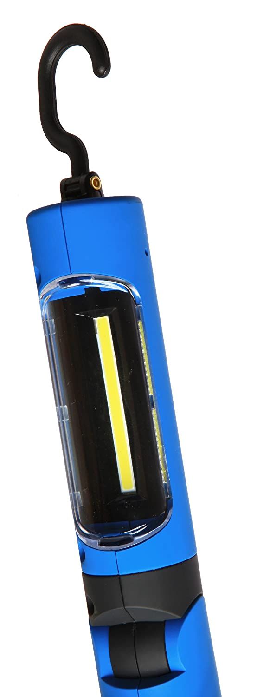 Schwabe LichtFabrik LED-Akku Handlampe EVO 5 42802 blau as