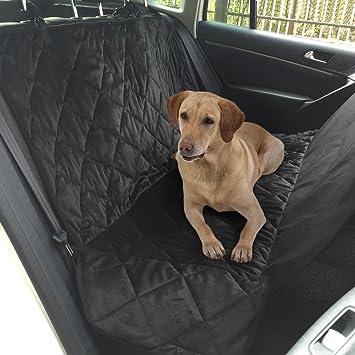 CareU Dog Travel Hammock Back Seat Cover Durable Super Soft Heavy Gauge Waterproof Fabric