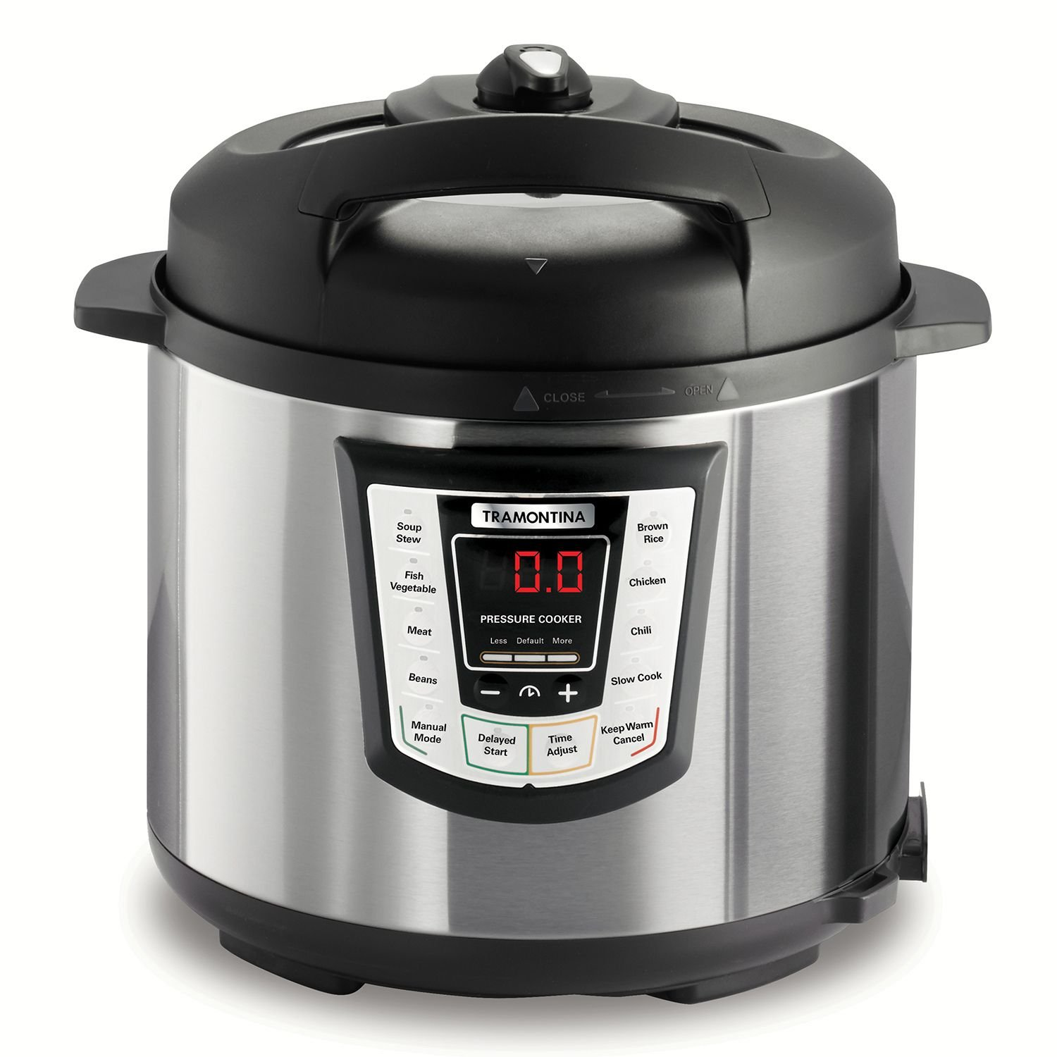 Tramontina 6.3 Qt. Electric Pressure Cooker