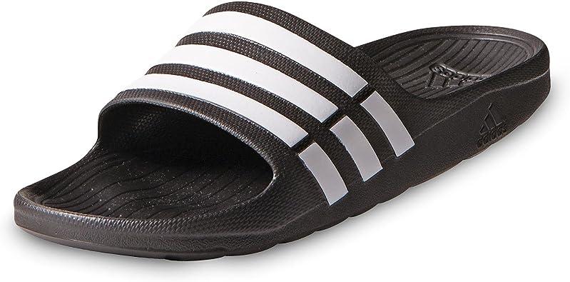 estera finalizando natural  adidas Duramo Slide, Chanclas Unisex Adulto: adidas: Amazon.es: Zapatos y  complementos