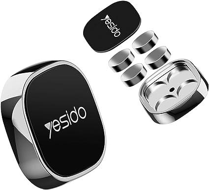 Magnetische Kfz Handyhalterung Zum Aufkleben Auf Das Armaturenbrett Mini Magnetische Autohalterung Handy Armaturenbrett Halterung Kompatibel Mit Iphone Samsung Galaxy Google Lg Elektronik