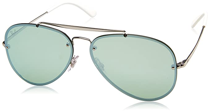 18747fbded RAYBAN Unisex s 0RB3584N 905130 61 Sunglasses