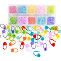 rungao 104 pcs Holder Clip Craft colorido Multicolor