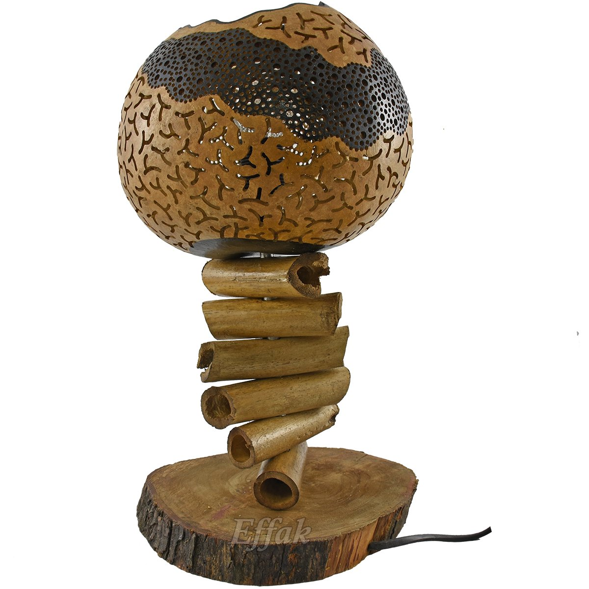 Gourd Lamps, Night Lights, Table Lamp, Desk Lamps, Turkish, Gourd Lanterns, Fairy Light, Bohemian Home Decor, Moroccan Furniture, Kürbis Lampen, Horse, Riding Club Decoration, Gift for Rider