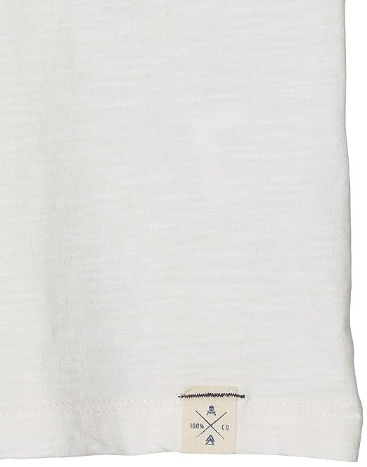 Scalpers Dirt Camiseta, Blanco (White 18558), Large (Tamaño del ...
