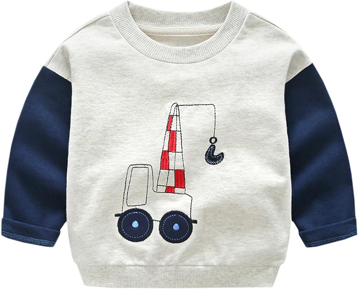 De feuilles Camisa deportiva - Cuello redondo - para niño Azul azul marino 8-9 años: Amazon.es: Ropa y accesorios